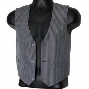 Holiday Editions Pinstriped Vest Boys 10